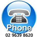 Phone 9639 8620 Icon